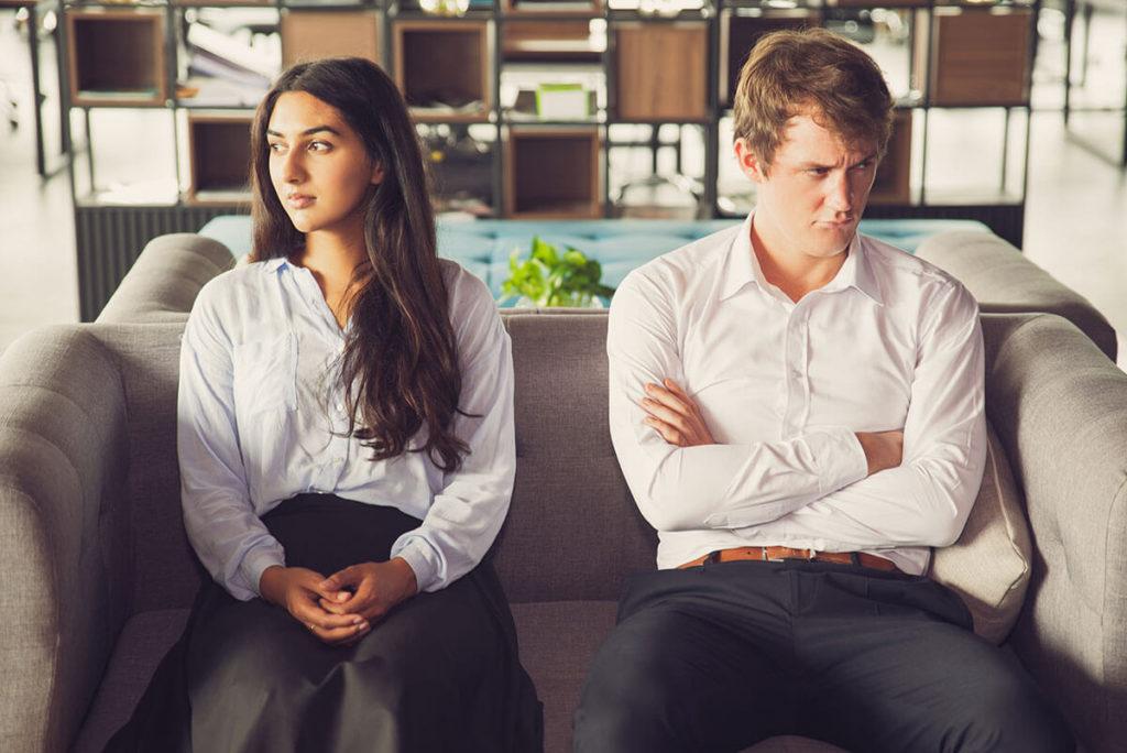 tramites de divorcio de parejas