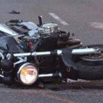 Accidente de moto, Juicio por accidente